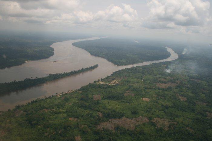 Самая глубокая река в мире