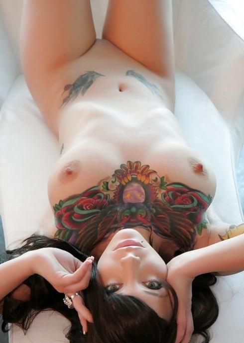 Порно фото татуированных девушек 15863 фотография