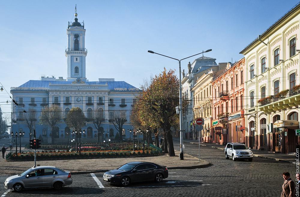 черновцы город фото