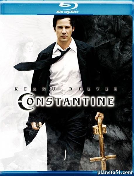 Константин: Повелитель тьмы / Constantine (2005/HDRip)