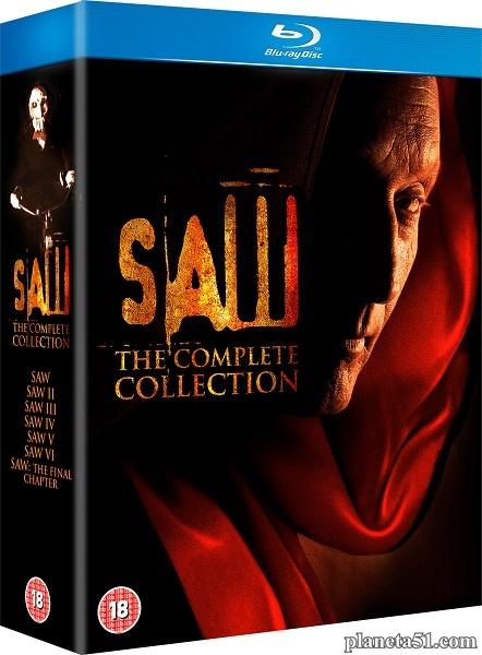 Пила: Гепталогия / Saw: Geptalogiya (2004-2010) BDRip 1080p | Режиссерская версия / Director's Cut