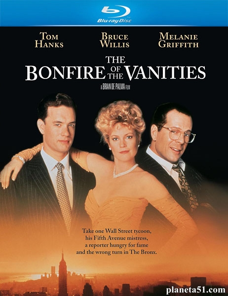 Костер тщеславий / The Bonfire of the Vanities (1990/HDRip)