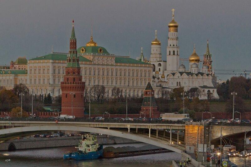Ночная Москва. Часть I