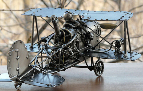 Аэроплан огневой поддержки :) (Фото 3)