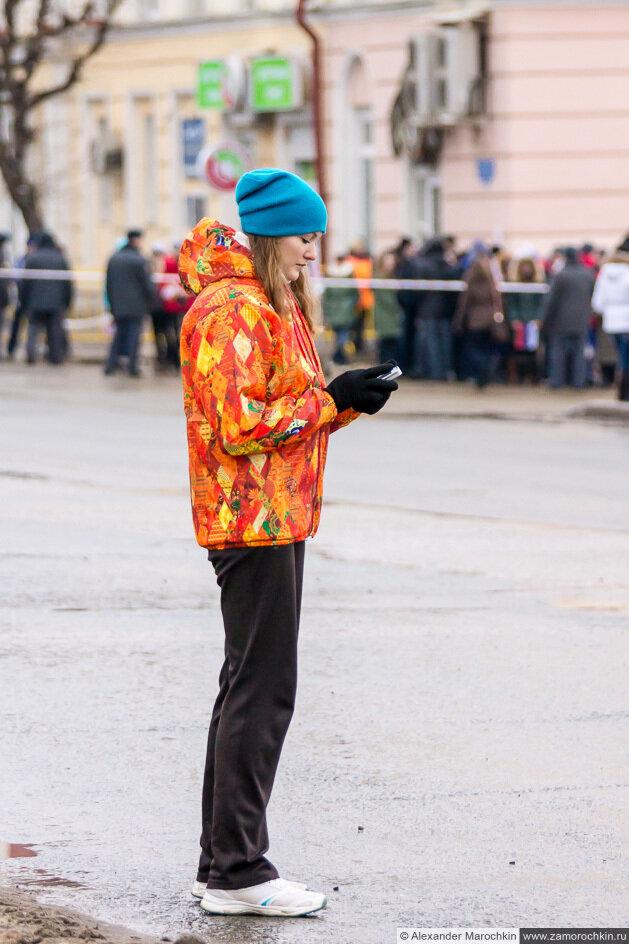 В ожидании Олимпийского огня в Саранске