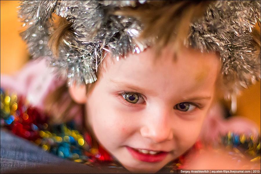 40 взглядов из детского дома