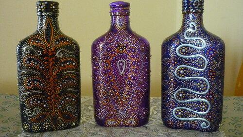 Мои бутылочки, продолжение