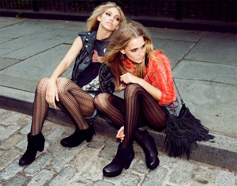 Steve Madden fall 2013 lookbook