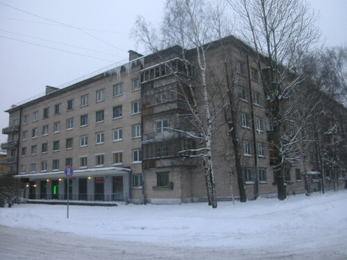 ул. Невзоровой 6