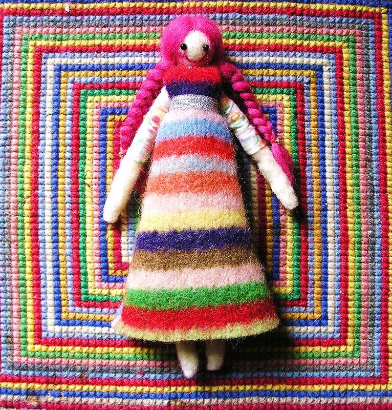Мир шитья кукол