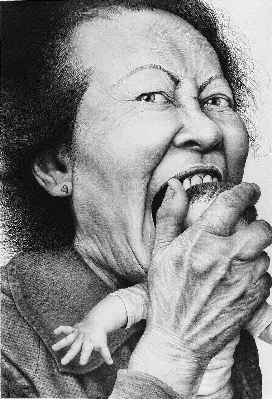 Любовный укус. 2002