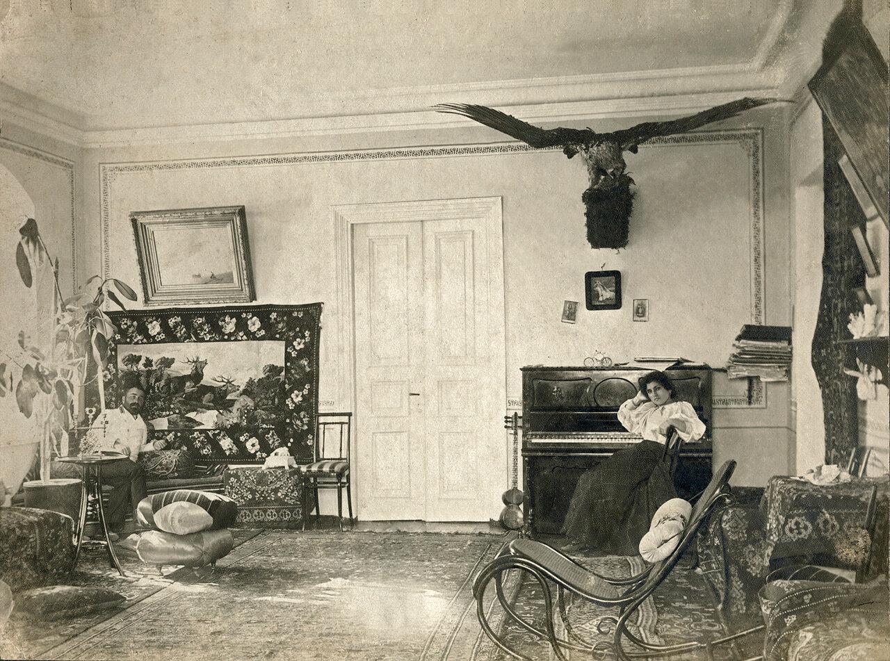 Квартира лесничего Хан-Агова в Ахалцихе, Тифлисской губернии