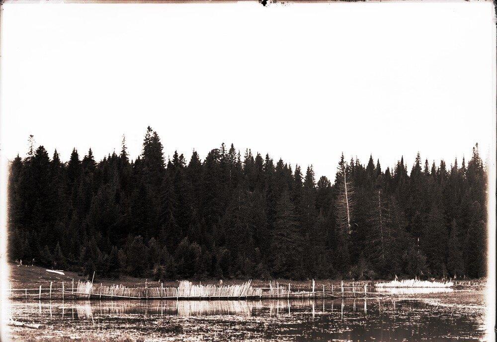 1912. Село Филинское. Рыболовный садок