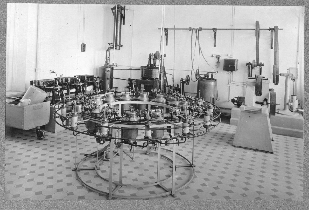 55. Лаборатория сахарного производства