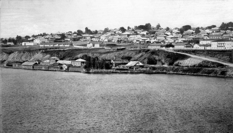 Общий вид. 1895