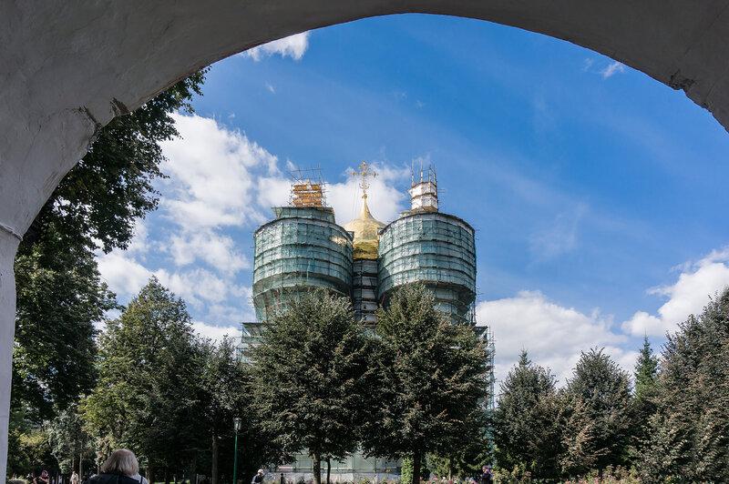 Успенский собор - Троице-Сергиева Лавра