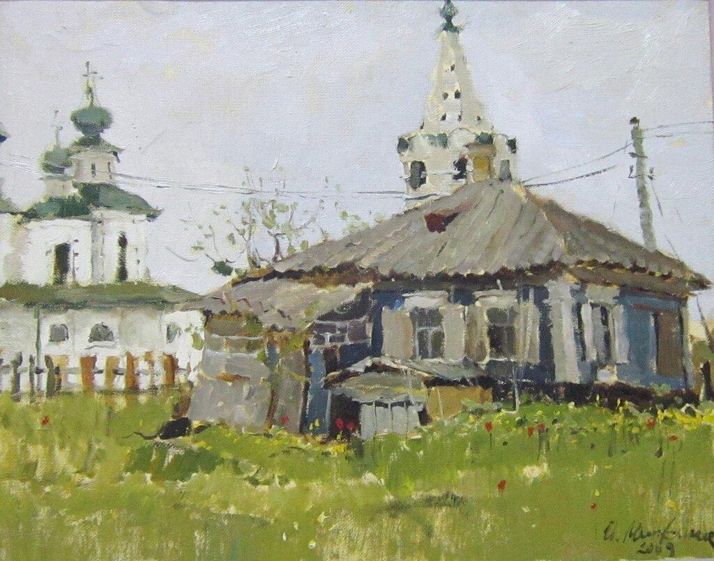 Ирина Минкина (род. в 1983 г.). Старочеркасск.