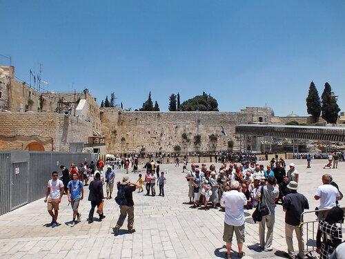"""Судьба Иерусалима. Часть 3.""""Стена""""."""