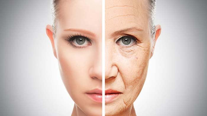 ускоряющие старение продукты