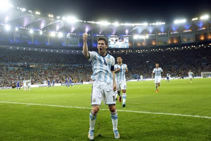 Команда Аргентины обыграла Боснию и Герцеговину