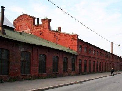 Питерский завод Карла Маркса превратится в офисно-жилой комплекс