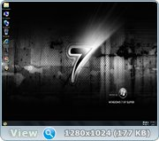 Windows Xp Professional SP3 x86 Se7en Super Integrated october 2013 by Modified ENG + Mul