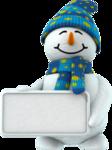 снеговик Vector.png