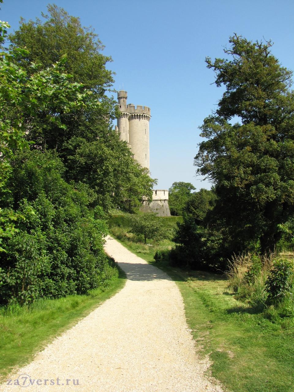 Замок Арундел (Брайтон, Англия)