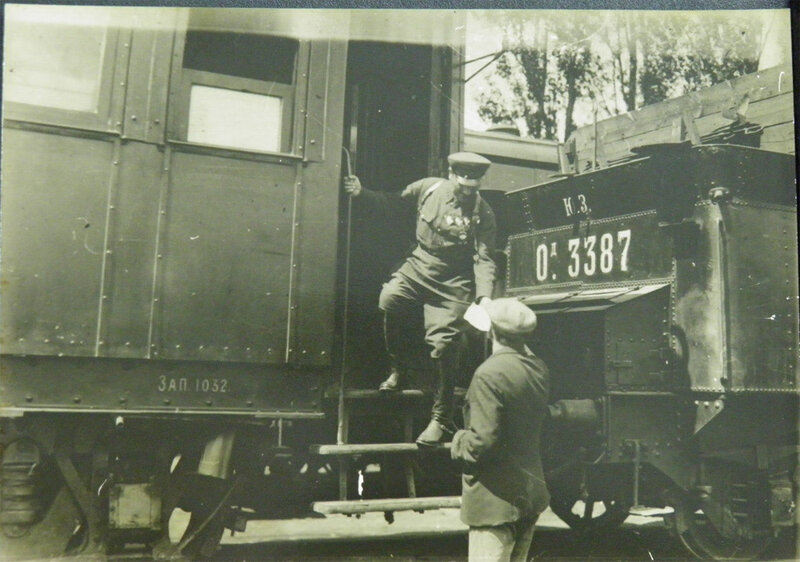 Командарм 1-го ранга С.М.Будённый прибыл в Киев, 1932 год.