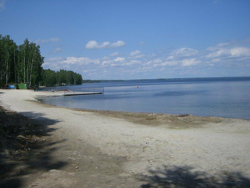 Песчаный пляж (17.06.2013)