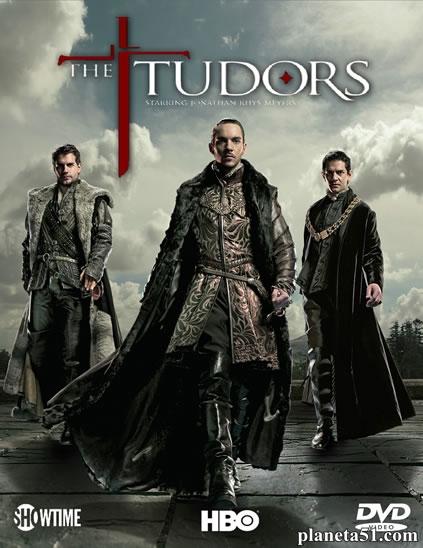 Тюдоры (1-4 сезоны: 1-38 серии из 38) / The Tudors / 2007-2010 / ПМ / HDRip