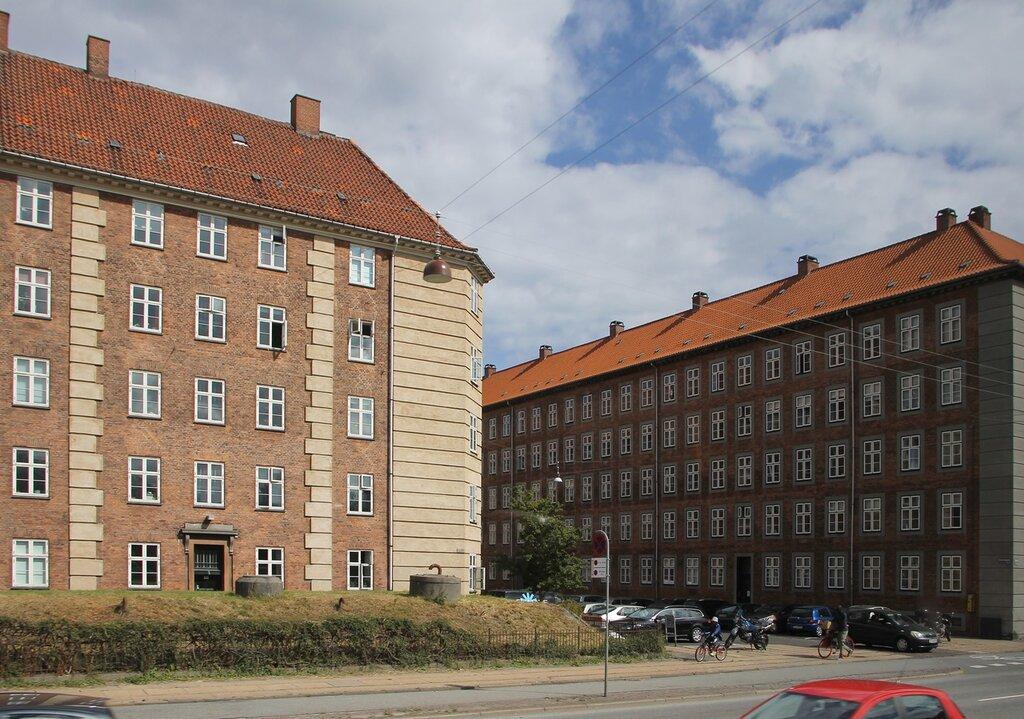 Копенгагена.  Copenhagen