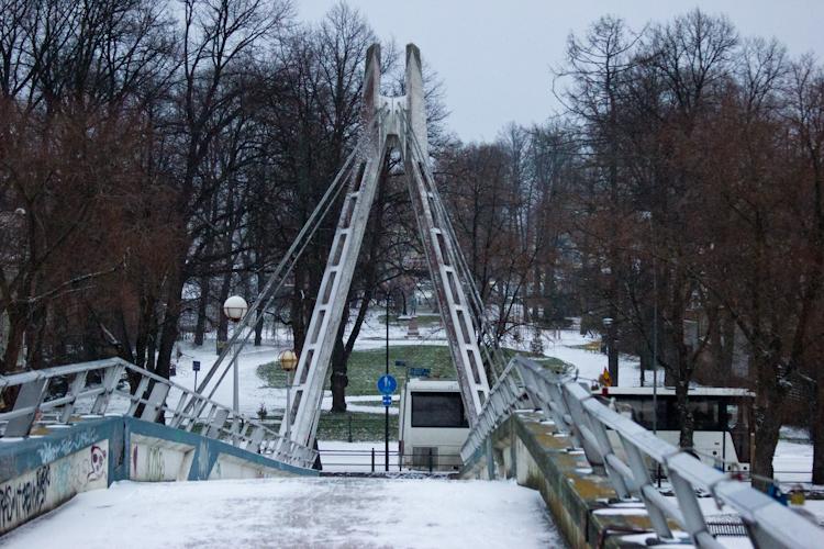Новый мост. Порвоо.
