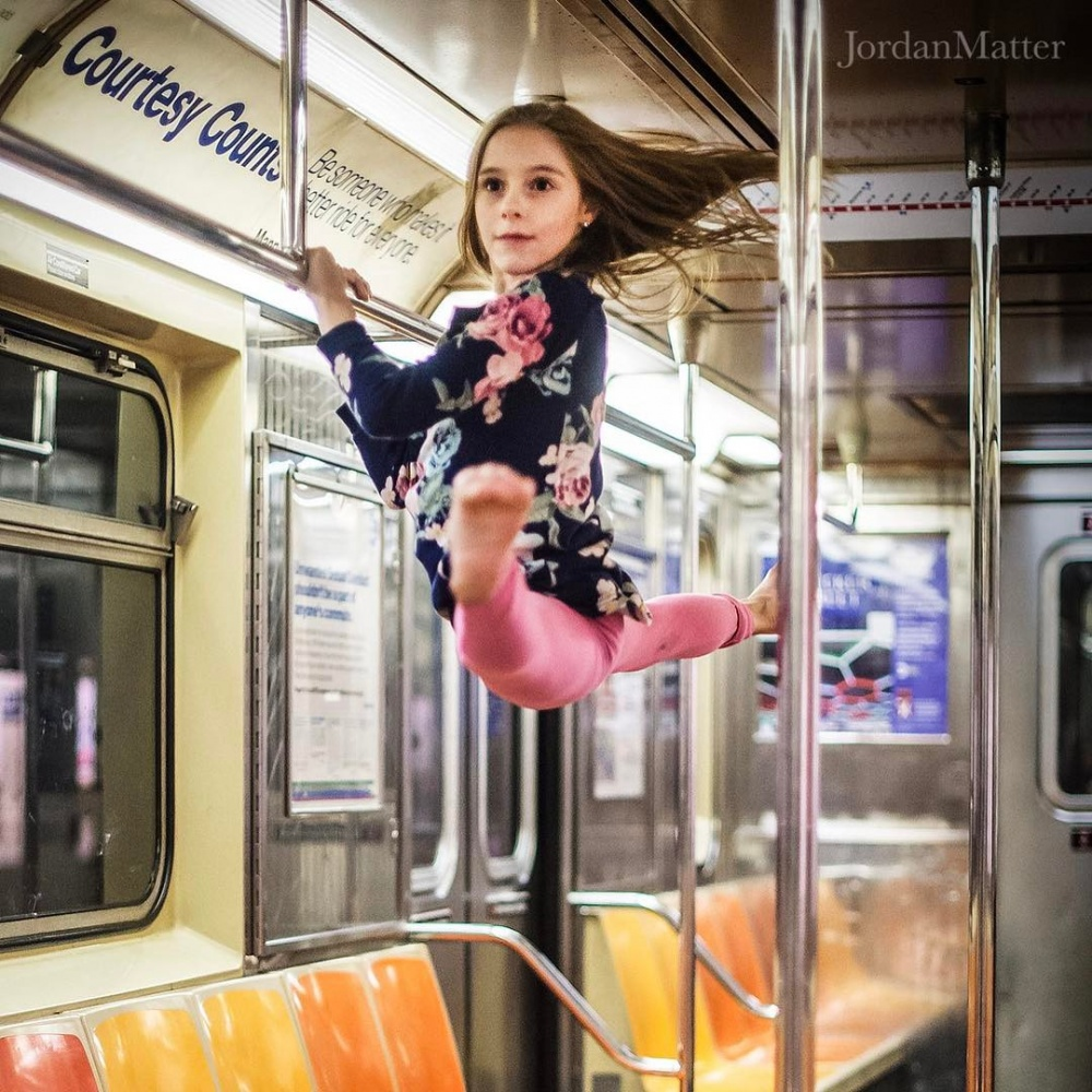 20восхитительных фотографий изжизни юных танцоров