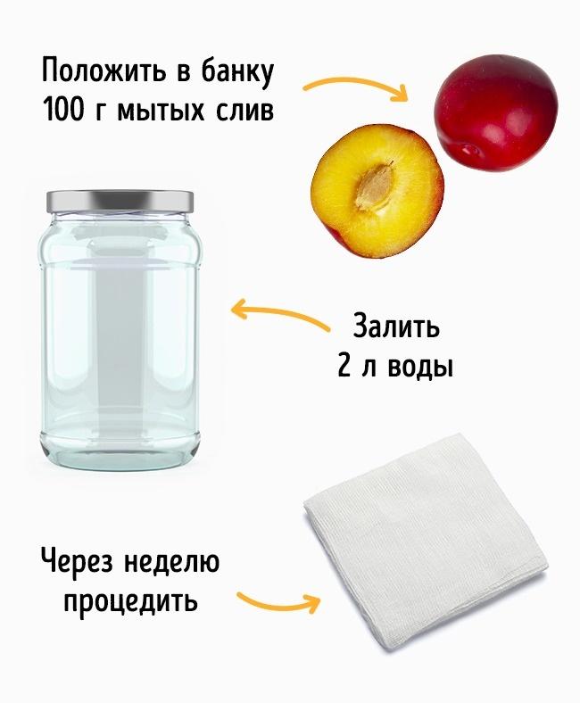 7легких напитков, которые помогут распрощаться слишним весом (7 фото)