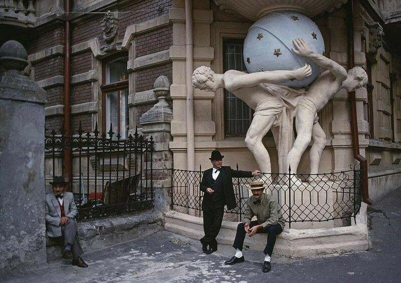 Одесса. 1988 год.
