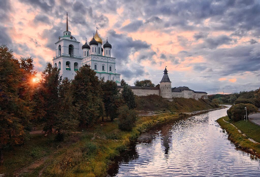 Чудеса Псковского края