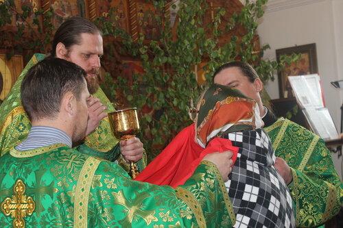 День Святой Троицы,