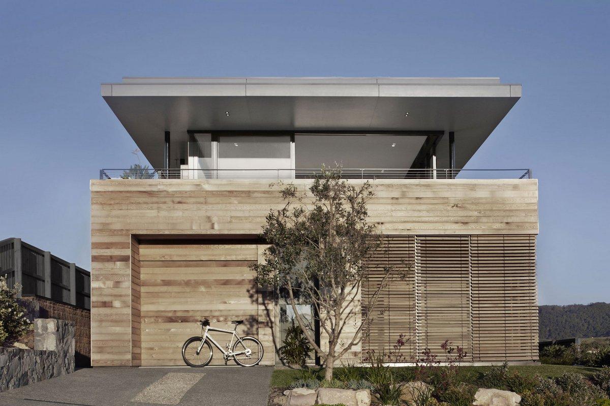 Lamble Residence, Smart Design Studio, пляжный дом, дом с видом на побережье, самые красивые дома внутри фото, дом на берегу океана