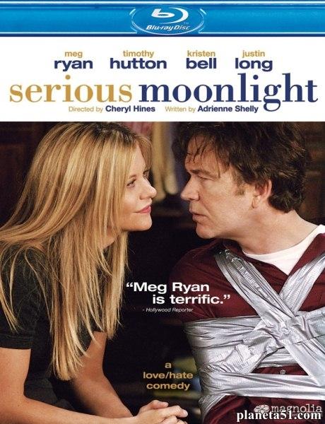 Это развод! / Настоящий лунный свет / Serious Moonlight (2008/HDRip)