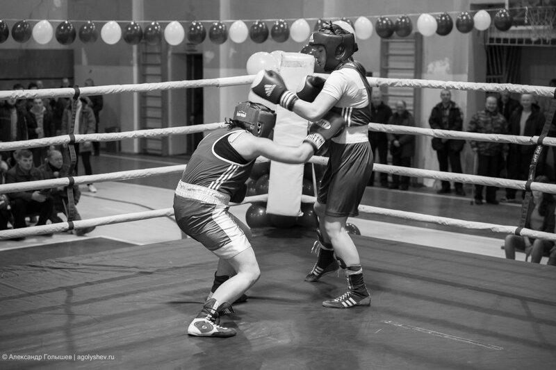 Турнир по боксу им. Г. Буланова в Слободском