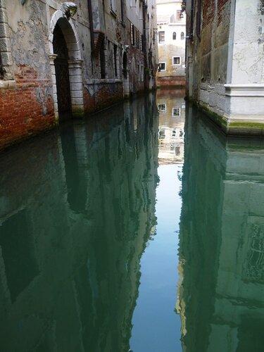 Италия. Венеция. Каналы. (Italy. Venice. Channels)