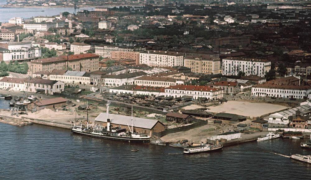 Архангельск. Рынок (середина 1950-х) 1000.jpg