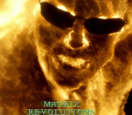 Оригинальный сценарий к Матрице, который так и не был снят