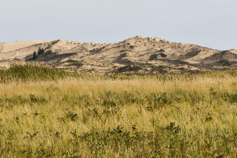Кулуджунские пески гора 493 м
