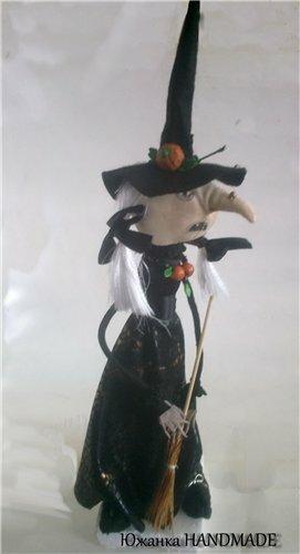 ведьма кукла