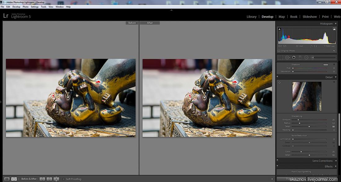 приходит как добиться резкости фотографий при обработке помощью фотошопа доказывает