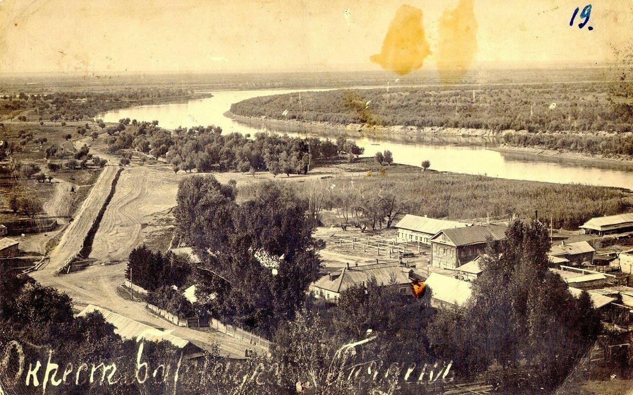 Окрестности Барнаула