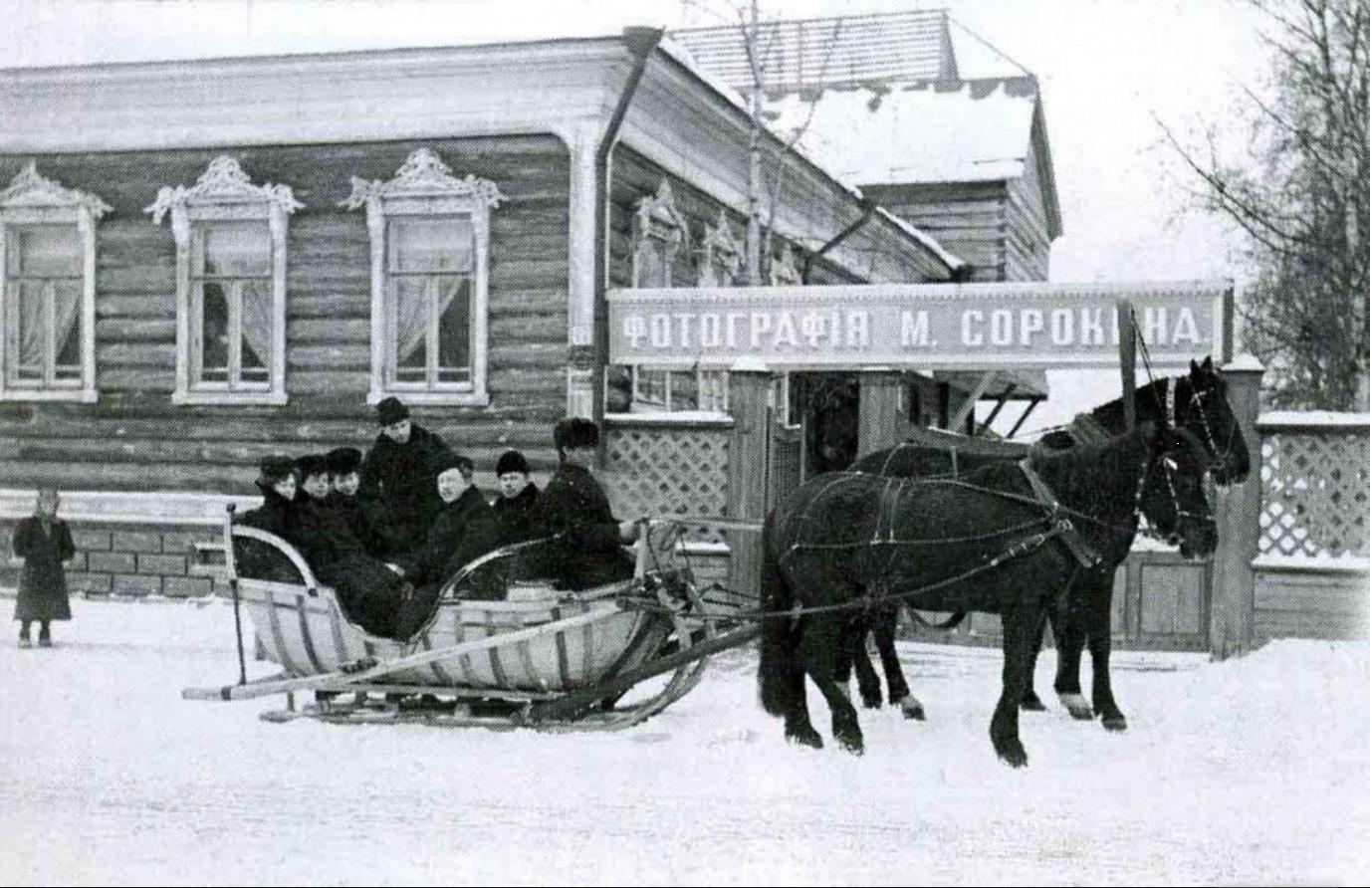 Псковский проспект. Фотография М. Сорокина