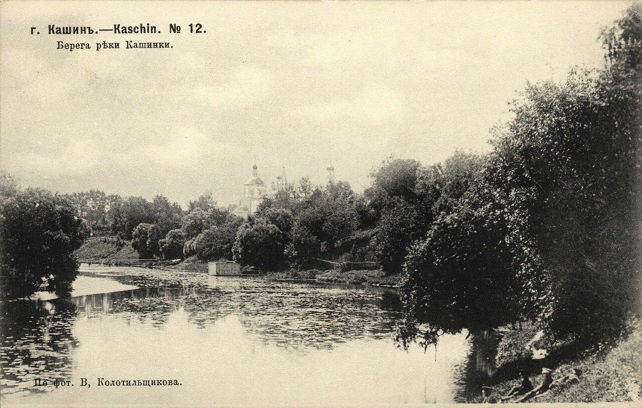 Берега реки Кашинки